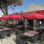 Nouvelle déco restaurant du soleil