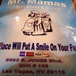 Mr. Mama's