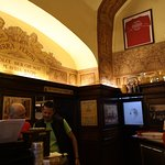 Perone restaurant with amazing history