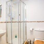 The Barn shower room