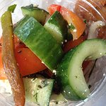 Greek Salad $7.00