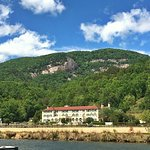 Where natural beauty, unique history, and southern hospitality meet - The 1927 Lake Lure Inn & S
