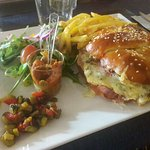 Foto de Gasoline Wine & Burger