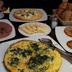 Immer wieder gern zum Frühstücken im Bernstein. Sehr lecker und netter Service!