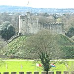 Cardiff Castle from Room
