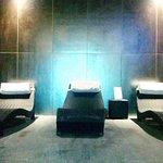 Espace de repos au spa