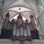 orgue Cathédrale Notre-Dame de Bayeux