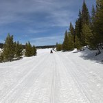 A great day at steamboat snowmobile tours