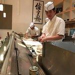 Foto de Sushi Sasabune