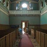 Restaurierter Innenraum 2011
