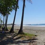 plage à côté