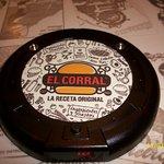 El Corral logo