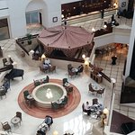Coffee Lounge Reception Area