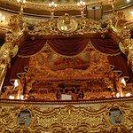 Restored Opera House Royal Box