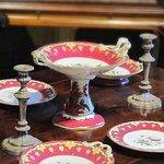 Museum pieces, Cast,e of Good Hope