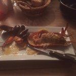 1/2 Lobster starter