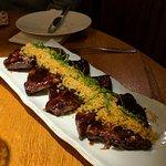 Starter: Grilled Pork Ribs