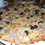 pizza grecque