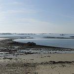 St. Helier Beach Foto