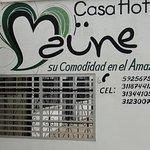 Photo de Casa Hotel Maune