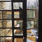 Opening corner windows