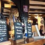 Ye olde pub, cafe or tea room?