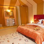 Suite Sahara Luxury Camps in Morocco