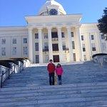 Confederate Monument Foto