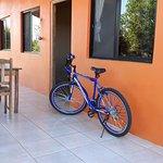 My Casita & Tortuga Taxi (bike)