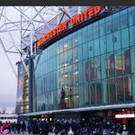 Old Trafford the Theatre of Dreams is only 3 stops away by Metrolink!