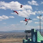 Flying Ace Freestyle Show at Utah Olympic Park