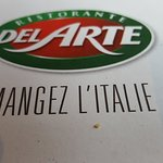 Photo de Pizza del arte