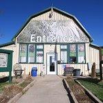Entrance to Turpentine Creek Wildlife Refuge