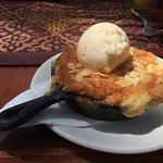A dessert to share.