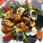 salade fermière 12,00 euros