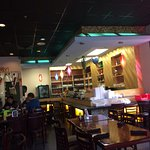 Tasteful interior with great portions and plating for a average Chinese restaurant!