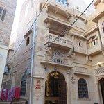 In and around Garh Jaisal Hotel in Jaisalmer Fort
