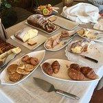 Desayuno excelente ...