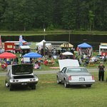 Car show at one of our events