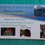 Chef Annes Turtle Pond Resturant and Bar Picture