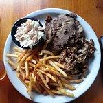 Beef Brisket & Pulled Pork