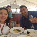 Que divino lugar, habla solito de la calidez de Cartagena y su manera de preparar mariscos!