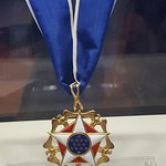 Medal of Honor given to Sam Walton