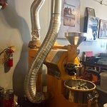 Brief visit with Vanilla steamer