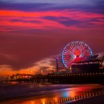 Photo of Santa Monica Beach
