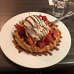 Had this bad boy at Demetres, was amazing!! Pic is very explanatory!!