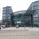 Photo of Berlin Hauptbahnhof