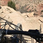 We spent our Sunday Mt Biking the JEM and Gould trails.   The guys at Zion Cycles were incredibl