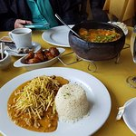 Moqueca Brazilian Cuisine Foto