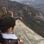 Whiteside Mountain Foto